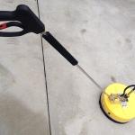 Whirlaway rotary cleaner
