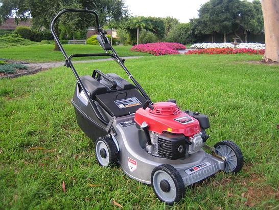 4 Stroke Lawn Mower Hire Equipment Hire Auckland Hireline