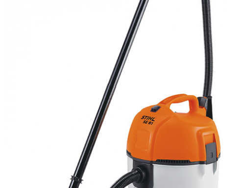 Vacuum Cleaner – Wet and Dry
