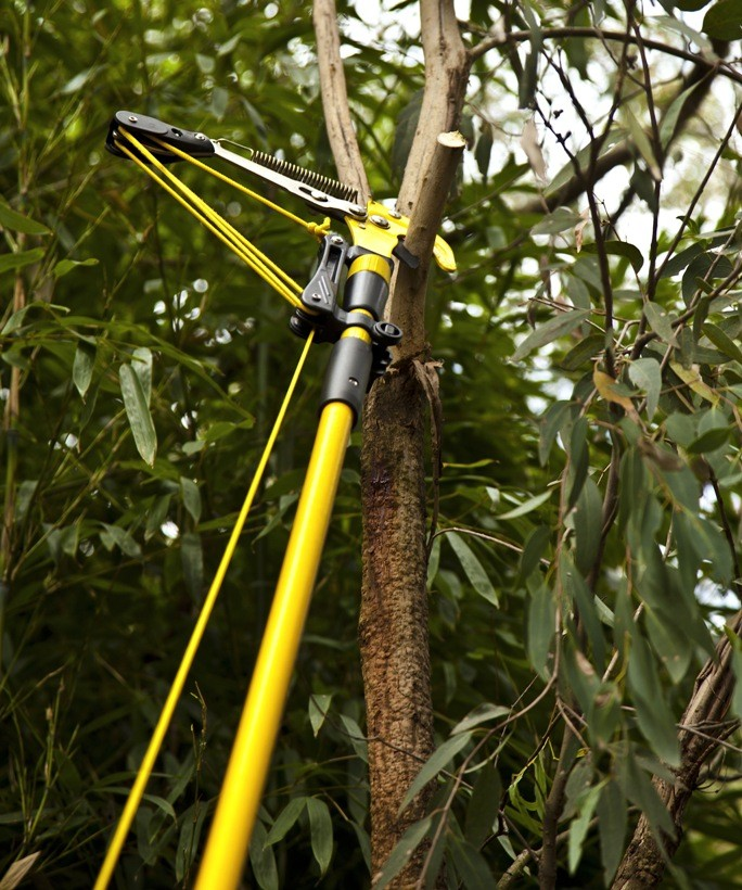Extended Lopper Garden Pruner Hire Hireline Equipment