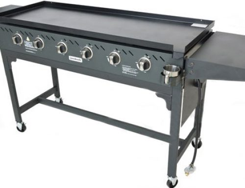 Six Burner Barbecue