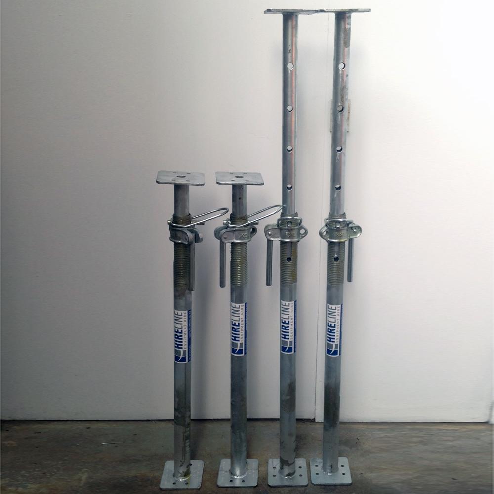 Acrow Props Nz : Plasterboard lifter panel hoist equipment hire