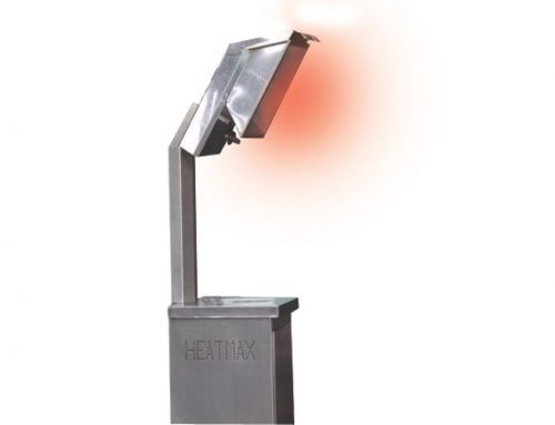 Patio Heater – Heatmax