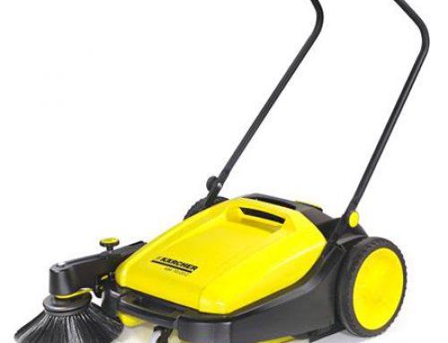 Sweeper – Walk Behind