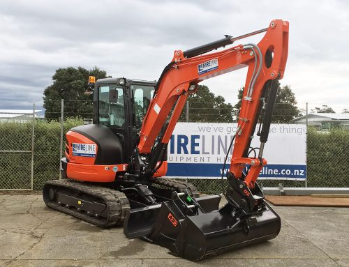 Digger Excavator 5.5 Ton