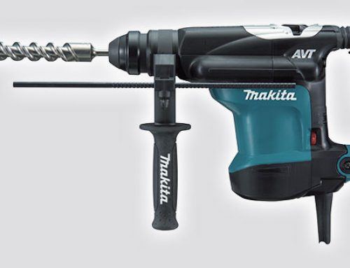 Makita 32 mm Combi Hammer Drill