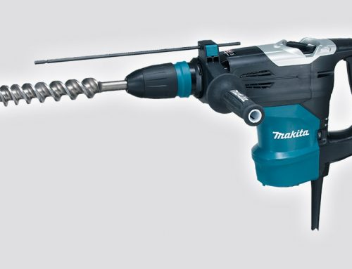 Makita 40 mm Combi Hammer Drill
